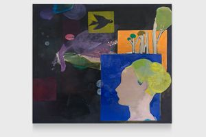 Thinking about A.S. by Cristina Canale contemporary artwork