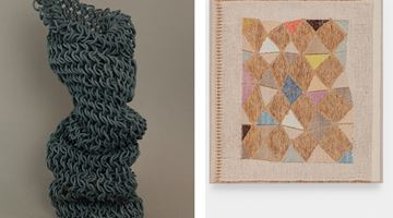 Contemporary art exhibition, Group Exhibition, A Relationship of Parts: Christy Matson and Taylor Kibby at Timothy Taylor, London