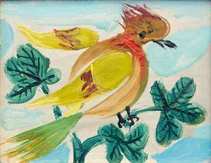 Oiseau (Bird) by Pablo Picasso contemporary artwork