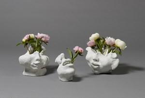 Ceramika II, Ceramika I et Ceramika III by Alina Szapocznikow contemporary artwork