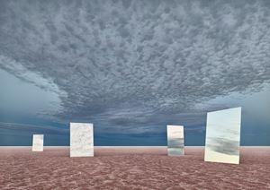 Array #12 by Murray Fredericks contemporary artwork