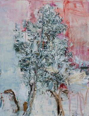 Thinking of Summer When Autumn Arrives by Tu Hongtao contemporary artwork