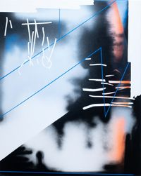 Mersmerize by Tira Walsh contemporary artwork painting