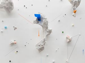Psyche up Panorama PU 01 - P by Hyungkoo Lee contemporary artwork