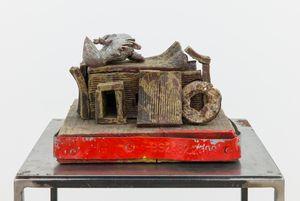 Shrine I by Richard Porter contemporary artwork