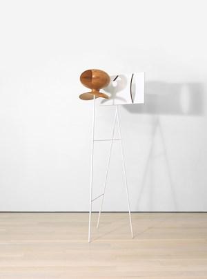 Zweiteilige Plastik (Sculpture in two parts) by Max Bill contemporary artwork