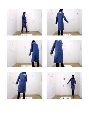 Sin título (2 Madrid) by Marcelo Viquez contemporary artwork