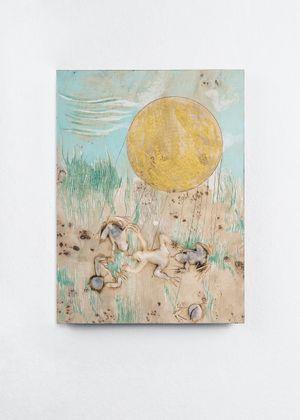 Queste rane [These Frogs] by Gaia FUGAZZA contemporary artwork