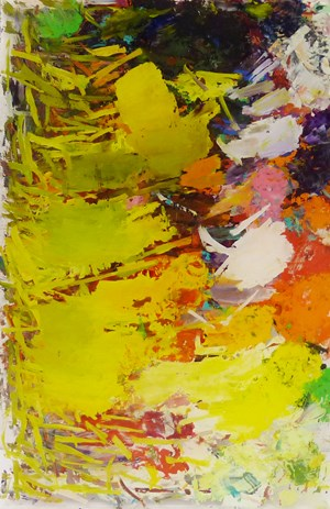 Palette (Untitled VII) by David Jolly contemporary artwork