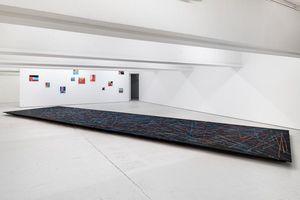 Geometric Dances, LA Puerta Al Cielo, Nabusimake by Alice Anderson contemporary artwork