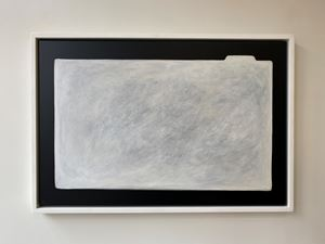 Index File by Patrick Pound contemporary artwork painting, works on paper