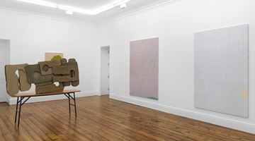 Contemporary art exhibition, Gary Hume, Archipelago at Sprüth Magers, London