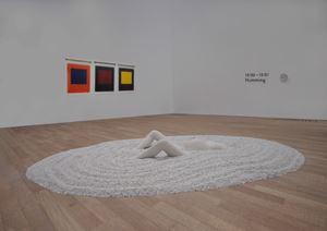 Haliya Bathing by Agnes Arellano contemporary artwork