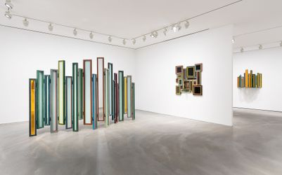 Exhibition view: Song Dong, Pace Gallery, Hong Kong(16 September–28 October 2021). Courtesy Pace Gallery.