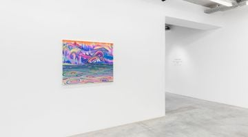 Contemporary art exhibition, Huang Yuxing, Heaps of Brocade and Ash 锦灰堆 at Almine Rech, Brussels, Belgium
