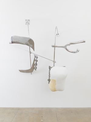 Scruff of the Neck (UL 11, F) by Nairy Baghramian contemporary artwork