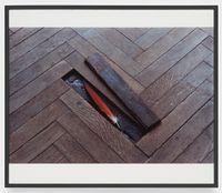 Kultur - Natur (Culture-Nature) by Lothar Baumgarten contemporary artwork photography, print