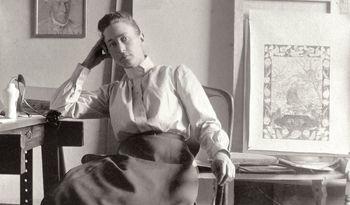 希尔玛·阿芙·克林特:改写抽象绘画历史的女性