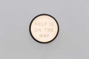 Help is On the Way by Joyce Ho contemporary artwork