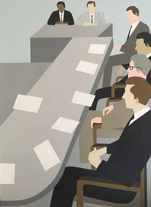 Big Board by Gavin Hurley contemporary artwork