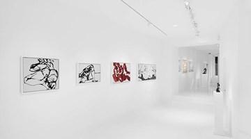 Galerie Gmurzynska contemporary art gallery in Paradeplatz 2, Zurich, Switzerland