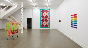 Contemporary art exhibition, Ani O'Neil, Classic Hits at Starkwhite, Auckland