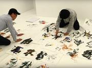Sadaharu Horio Performance Manipulating the Air