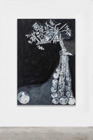 Apple Tree by Tobias Pils contemporary artwork
