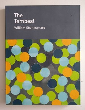 The Tempest / William Shakespeare by Heman Chong contemporary artwork
