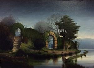 The Garden Wanderer by Alexander McKenzie contemporary artwork