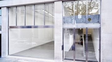 Sadie Coles HQ contemporary art gallery in Davies Street, London, United Kingdom