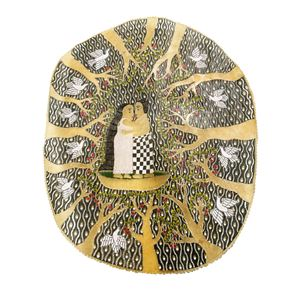 Prahu, Kulit Kerbau by Jumaadi contemporary artwork