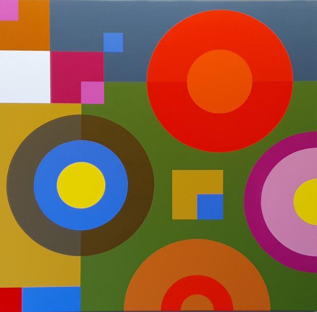 Te Toi-o-ngā-rangi by Kelcy Taratoa contemporary artwork