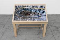 Home & Away #7 by Richard Deacon contemporary artwork sculpture