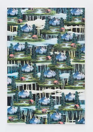 Birch Fade (180 edit) by Neil Raitt contemporary artwork