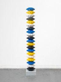 Cădere - Saâdane - Brâncuși by Gregor Hildebrandt contemporary artwork sculpture