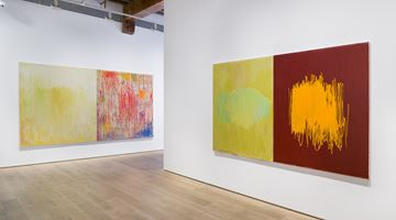 Contemporary art exhibition, Christopher Le Brun, Diptychs at Lisson Gallery, Shanghai