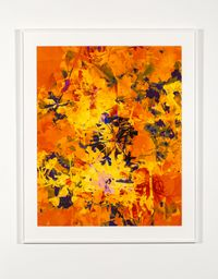 #1 by James Welling contemporary artwork painting, print