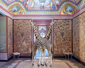 Brief Encounter, Palazzina Cinese by Karen Knorr contemporary artwork