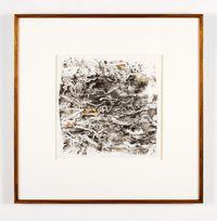 Grey Box Beetle Umwelt by John Wolseley contemporary artwork print