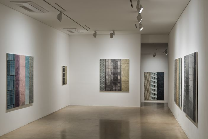 Suyoung Kim, View & Hide, One and J. Gallery, Seoul (6 October–11 November 2018). Courtesy One and J. Gallery.
