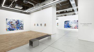 Contemporary art exhibition, Anne Kagioka Rigoulet, Transition at MAKI, Tennoz, Tokyo