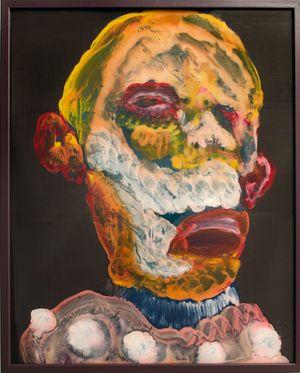 Sliced Silence by Hannah Ireland contemporary artwork