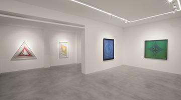 Contemporary art exhibition, Alberto Biasi, Alberto Biasi. Light Visions, Visions of lightness, visions of light at Dep Art Gallery, Milan