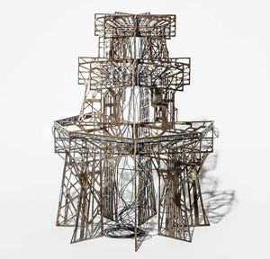 Study for Aubade V (1/5 Scale) by Lee Bul contemporary artwork