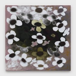 flowers by Kate Spencer Stewart contemporary artwork