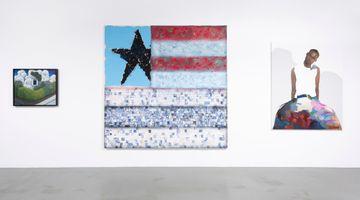 Contemporary art exhibition, Group Exhibition, June Presentation at Almine Rech, Aspen, USA