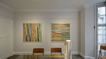 Contemporary art exhibition, Beat Zoderer, New Space   New Work at Bartha Contemporary, London