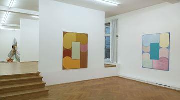 Contemporary art exhibition, Group Exhibition, Myriam Holme, Cigdem Aky, Henrik Eiben, Sophie Bouvier Ausländer at Bernhard Knaus Fine Art, Frankfurt