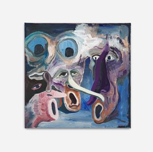 Fool's Garden 4 by Pierre Knop contemporary artwork